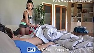 Spyfam-step-sister-ariana-marie-gets-curious- h...