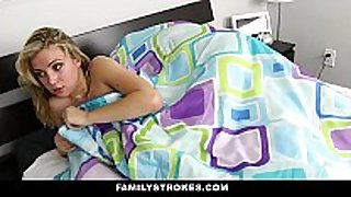 Familystrokes - daddy copulates step daughter every...