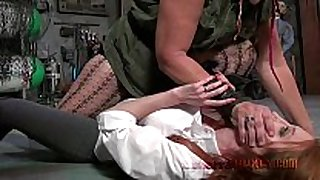 Huxly tickle tortures agent red 1