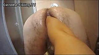 Women fisting chaps pov movie scene