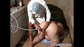Crazy doctor screws her petite obscene