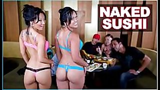 Bangbros - exposed sushi with asian pornstar asa ...