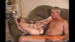 Teen daughter acquires creamed by a old dad